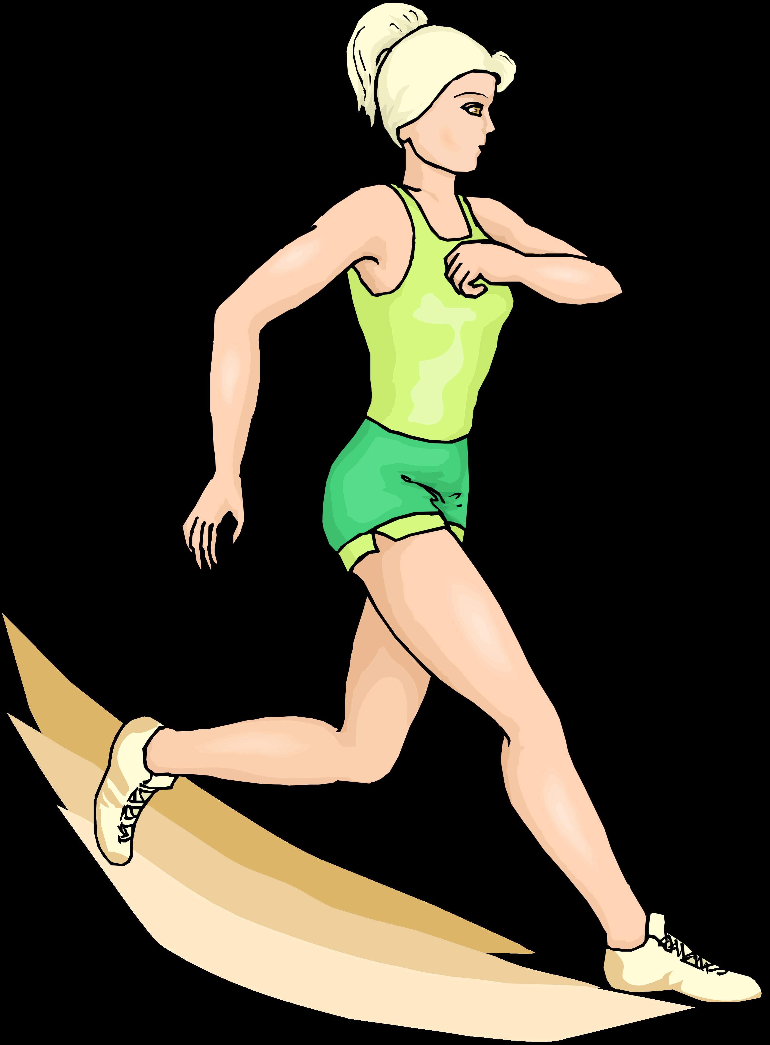 Картинка анимация бегущего